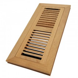 flush mount floor register