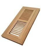 Our wood floor register include flush mount and drop in floor register